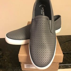 Sperry Shoes - Women's slip on sperrys